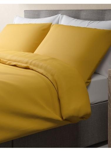 Marks & Spencer Percale Kumaş Yorgan Kılıfı Sarı